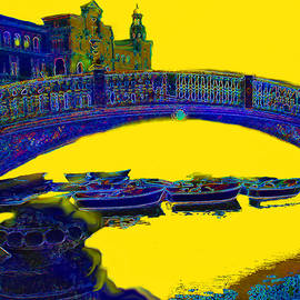 Ian  MacDonald - Boats Under The Bridge