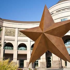 Mark Weaver - Bob Bullock Texas History Museum