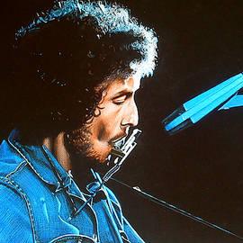 Bob Dylan by Robert Korhonen