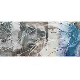 Bob Dylan Triptych - Paul Lovering