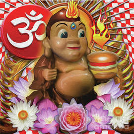 Bobs Big Buddha by Gregory Dyer