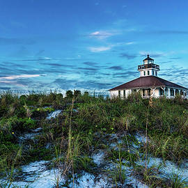 Boca Lighthouse - Marvin Spates
