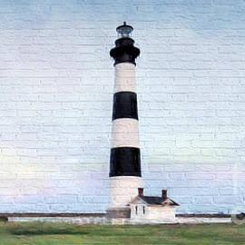 Marion Johnson - Bodie Island Lighthouse Mural Art