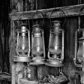 Bodie Lanterns by Tom Singleton