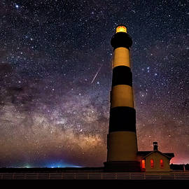 Dan Beauvais - Bodie Light and Galactic Core 4994