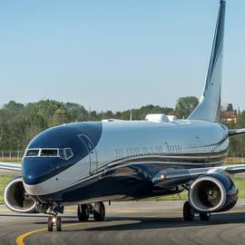 Boeing B737-900 BBJ HZ-ATR