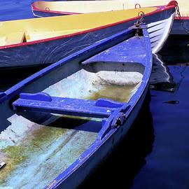 Kathy Yates - Bois de Boulogne Boats