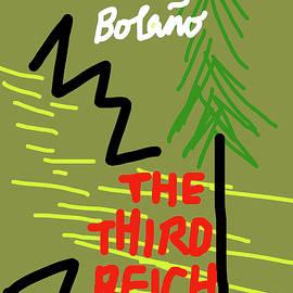 Paul Sutcliffe - Bolano third reich poster