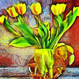 Pennie McCracken - Bold Tulips