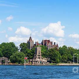 Les Palenik - Boldt Castle In Thousand Islands, New York