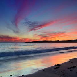 Guido Montanes Castillo - Bolonia beach sunset