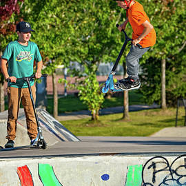 Steve Harrington - Bolton Skatepark 4