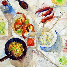 Bon appetit by Andre MEHU