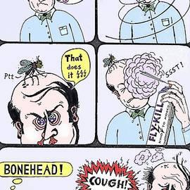 Bonehead by Hartmut Jager
