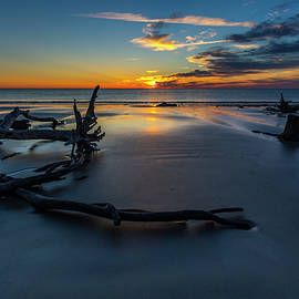 Boneyard Sunrise by Ray Silva