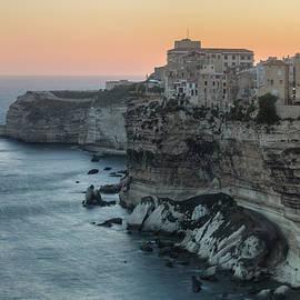 Bonifacio in the evening - Corsica - Joana Kruse