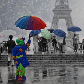 Bonjour Paris by Joachim G Pinkawa