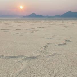Johnny Adolphson - Bonneville Salt Flats