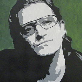 Bono 2 by Ken Jolly
