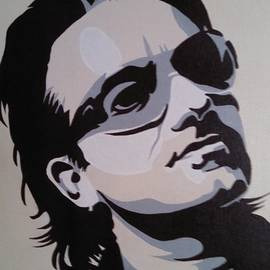 Bono by Ken Jolly