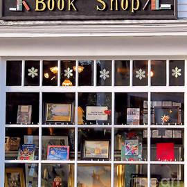 Janice Drew - Book Shop Window