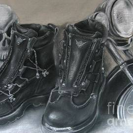 Boots by Patricia Lang
