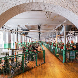 Betty Denise - Boott Cotton Mill Weaving Room
