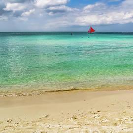 Adrian Evans - Boracay Seascape