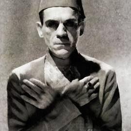 John Springfield - Boris Karloff in The Mummy by JS