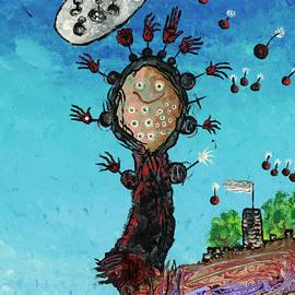 Jacob Wayne Bryner - Boss Bob the Potato Head