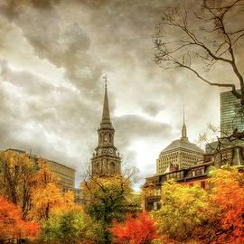 Joann Vitali - Boston Autumn Splendor