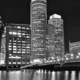 Frozen in Time Fine Art Photography - Boston Black and White
