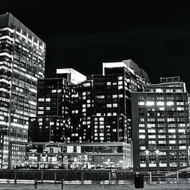 Frozen in Time Fine Art Photography - Boston Black