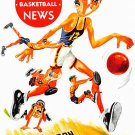 Boston Celtics # 2 Vintage Program by John Farr