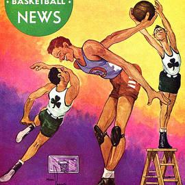 Boston Celtics Vintage Program by John Farr