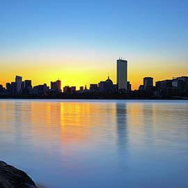 Juergen Roth - Boston Charles River Sunrise