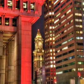 Joann Vitali - Boston City Hall and the Custom House