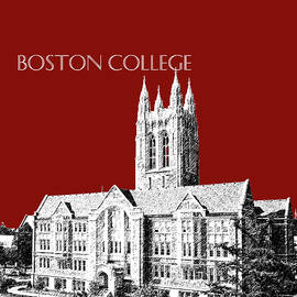 DB Artist - Boston College - Maroon