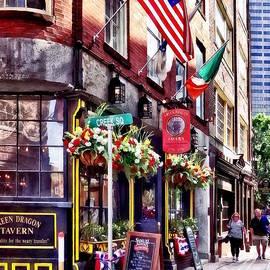 Boston MA - Restaurants on Creek Square