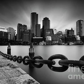 Geoffrey Gilson - Boston Skyline