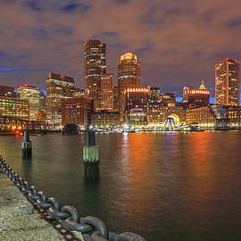 Juergen Roth - Boston Waterfront District