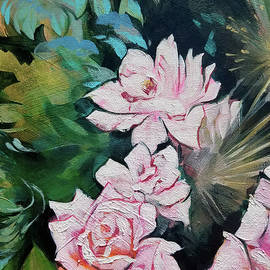 Jacque Hudson - Botanical 2