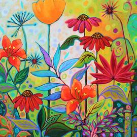 Peggy Davis - Botanical 2
