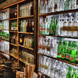 Bottle Collections by Kelley Freel-Ebner