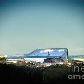 Istvan Fekete - Bottle ship
