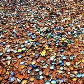 Bottlecap Alley by David Morefield