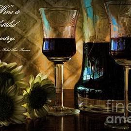 Pamela Blizzard - Bottled Poetry