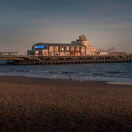 Phyllis Taylor - Bournemouth Sunset