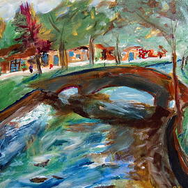 Max Bowermeister - Bourton on the Water