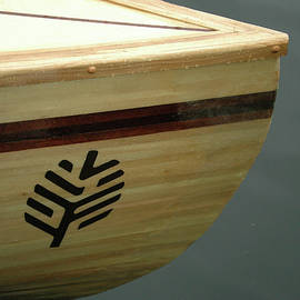 Bow and Deck by Kathy Carlson